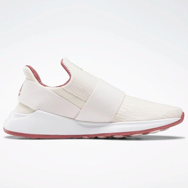 REEBOK EVER ROAD DMX SLIP-ON WOMEN'S 女鞋 健走 訓練 支撐 緩衝 透氣 白【運動世界】DV6316