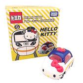 Hello Kitty小汽車 TOMICA新太魯閣列車/多美小汽車/金屬車/模型車 [喜愛屋]