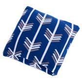 可收納印花隨身毯 羽映樣式款 180x150x0.2cm