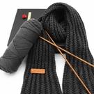 圍巾毛線團手工編織diy