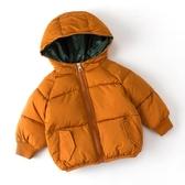 兒童羽絨外套 反季童裝嬰兒冬季加厚羽絨棉服