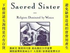 二手書博民逛書店Priestess,罕見Mother, Sacred SisterY364682 Susan Starr Se