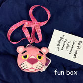 錢包 韓國INS熱門少女心 粉紅豹pink零錢包卡包鑰匙包軟妹卡通小包 全館免運