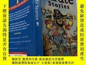 二手書博民逛書店pirate罕見stories 海盜故事Y200392