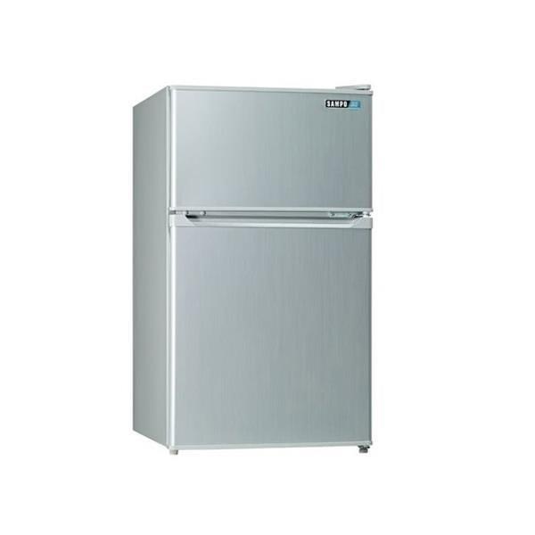 【南紡購物中心】SAMPO 聲寶 100公升 雙門冰箱 SR-A10G