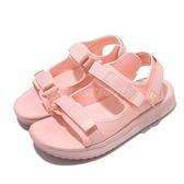 New Balance 涼拖鞋 NB 750 Wide 寬楦 粉紅 中童鞋 大童鞋 【ACS】 YH750PSW