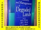 二手書博民逛書店REMEDIATION罕見AND MANAGEMENT OF DEGRADED LANDSY230057