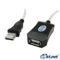 KT USB A公A母5米含晶片