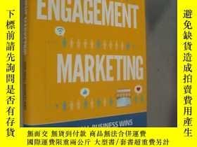 二手書博民逛書店Engagement罕見Marketing:how small