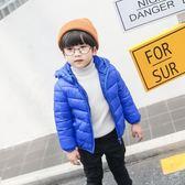 兒童輕薄羽絨棉服男童女童中小童棉襖短款寶寶棉衣冬外套