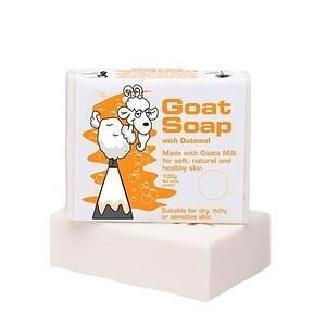 GOAT SOAP 澳洲天然手工羊奶皂(天然燕麥)
