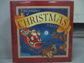 【書寶二手書T7/語言學習_YBN】Treasury of CHRISTMAS tales