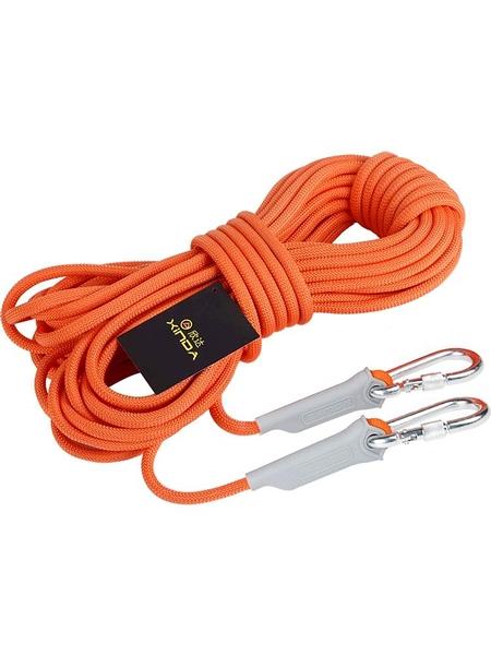 戶外登山繩安全繩攀登攀巖救援繩子耐磨捆綁救生逃生繩索裝備【創世紀生活館】