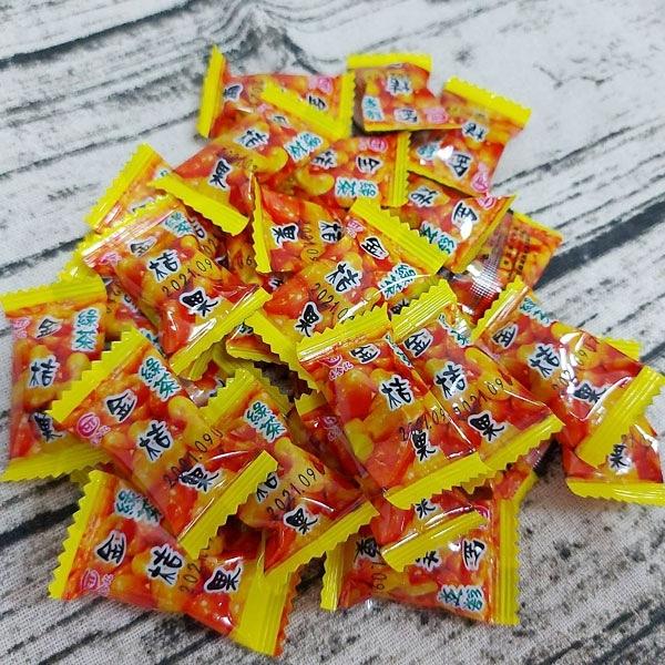 喉糖。德合記綠茶金桔果~宜蘭名產 200克 現貨 另有600克大包裝 潤喉養生 【正心堂】