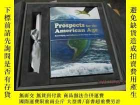 二手書博民逛書店Prospects罕見for the American Age(
