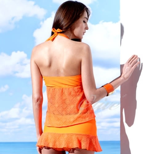 ☆小薇的店☆MIT聖手品牌【亮眼美胸款式】時尚三件式泳裝特價990元 NO.A93619(M-L)