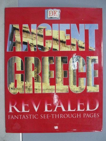 【書寶二手書T2/歷史_PDG】ANCIENT GREECE