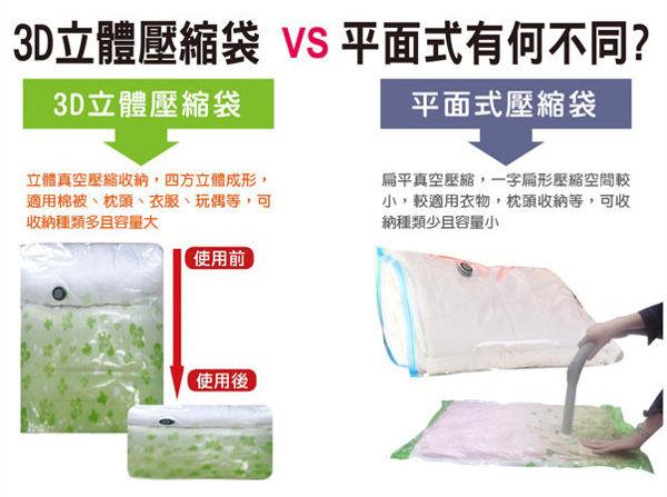 真空 壓縮袋 立體 馬卡龍太陽花 【6入】 加厚型 (L號) 【創意巴巴】