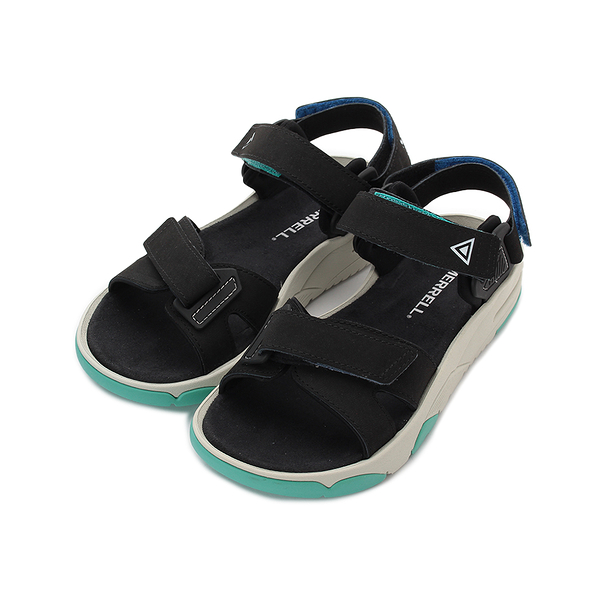 MERRELL 都會休閒 BELIZE CONVERT 涼鞋 黑 ML000510 女鞋