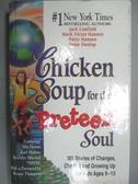 【書寶二手書T5/原文書_OCI】Chicken Soup for the Preteen Sou