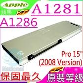 APPLE A1281 電池(原裝等級)-蘋果 A1286,MACBOOK 15吋,MB772 MB772*/A,MB772J,MB772LL