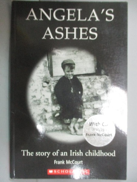 【書寶二手書T1/原文小說_IGA】Angela s Ashes_Scholastic UK