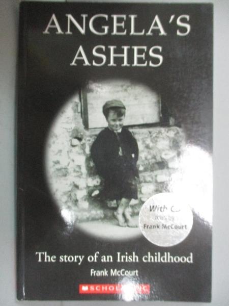 【書寶二手書T6/原文小說_IGA】Angela s Ashes_Scholastic UK