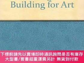二手書博民逛書店Museum罕見Design: Planning and Building for Art-博物館設計:藝術規劃與