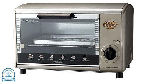 ♥早餐店的最愛♥ 象印1000W小烤箱 ET-SDF22 。免運費。(另有售ET-SYF22機種)