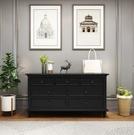 斗櫃新款美式輕奢斗櫃實木收納櫃玄關櫃客廳簡約現代斗櫥LX 夏季上新