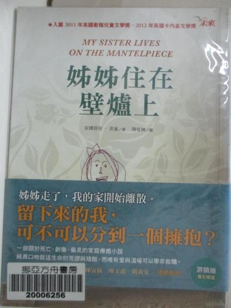【書寶二手書T1/翻譯小說_HTP】姊姊住在壁爐上_安娜貝兒.皮雀