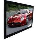 Elite Screens 100吋 R100WH1 頂級加大固定框架幕-4K劇院雪白 比例16:9