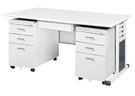 【IS空間美學】MSC150主管桌(整組)