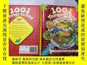 二手書博民逛書店1001罕見things to find:1001件要找的東西Y200392