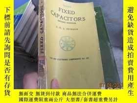 二手書博民逛書店fixed罕見capacitors 6415固定電容器19636