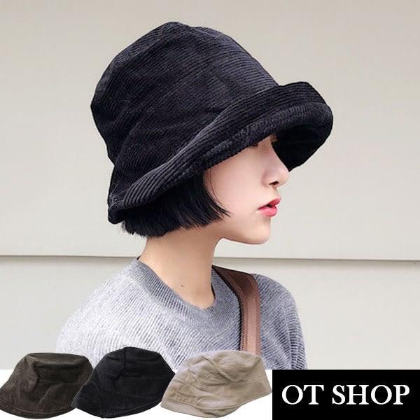 日系保暖漁夫帽