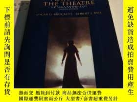 二手書博民逛書店PLAYS罕見FOR THE THEATRE An Anthol