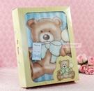 一定要幸福哦~~ 小熊童毯(女方嫁妝壓箱用品) 喝茶禮,吃茶禮,婚禮小物,婚俗用品