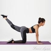 瑜伽墊初學者健身墊加厚加寬加長防滑裝備女男士tpe輕 HM  中秋節全館免運