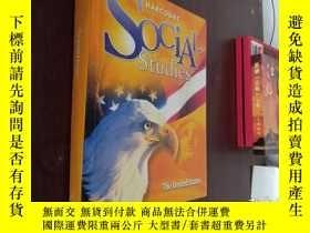 二手書博民逛書店Harcourt罕見Social Studies【16開精裝】Y12880 Harcourt HMH 出版2