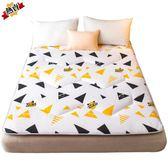 床墊 加厚榻榻米子軟墊學生宿舍單人床褥子墊被雙人家用睡墊XW 全館免運