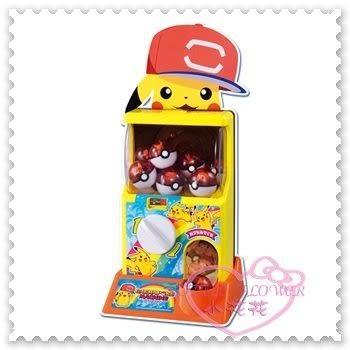 ♥小花花日本精品♥Hello Kitty Pokemon GO寶可夢皮卡丘扭蛋機轉蛋機玩具兒童玩具50120307