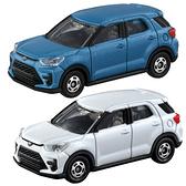 TOMICA 多美小汽車 NO.008 豐田RAIZE+初回(2台一起賣)_TM008A6+TM008C2