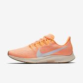NIKE W AIR ZOOM PEGASUS 36 [AQ2210-800] 女鞋 慢跑 運動 氣墊 包覆 避震 橘白