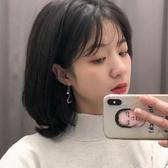 耳環 長款冷淡風耳環女潮氣質網紅耳釘韓國個性小巧簡約耳墜耳夾無耳洞
