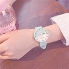中學生大兒童女孩卡通可愛小清新正韓簡約潮韓國軟妹森女電子手錶WY