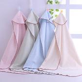 嬰兒彩棉包被夏春款新生兒薄款抱毯被子裹布寶寶抱被襁褓包巾單被【限時好康9折】