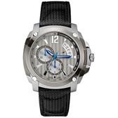 Gc 神采魅力紳士雙眼腕錶(鐵灰)-GXX78004G5S