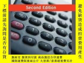 二手書博民逛書店Math罕見Tools For Journalists: Professor professional Versi