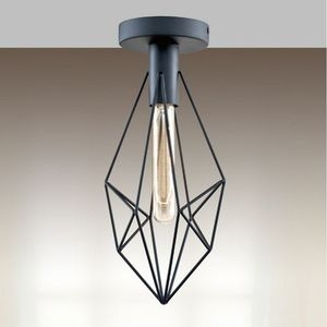 YPHOME 工業風吸頂燈 S85542H